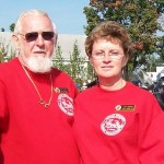 Frank & Lynne Clarkson
