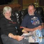 Joe & Glennadine Gouldman