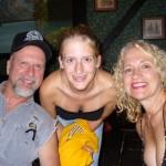 Russ, Katie & Susan McCann